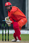 Daniel Pascoe of HKI United bats during the DTC Hong Kong T20 Blitz match between HKI United vs City Kaitak on 12 March 2017, in Tin Kwong Road Recreation Ground, Hong Kong, China. Photo by Chris Wong / Power Sport Images