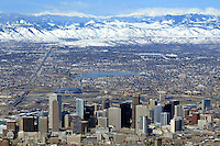 Aerial Denver, Colorado