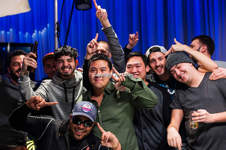 Champion Chris Leong   Poker Photo Archive com