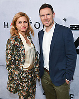 """09 May 2019 - Beverly Hills, California - Marina Van Zeller, Darren Foster. National Geographic Screening of """"The Hot Zone"""" held at Samuel Goldwyn Theater. <br /> CAP/ADM/BB<br /> ©BB/ADM/Capital Pictures"""