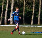8.3.2018: Rangers training:<br /> David Bates