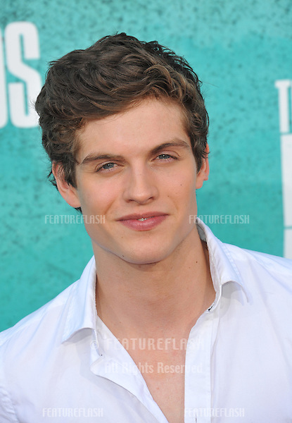 Daniel Sharman at the 2012 MTV Movie Awards at Universal Studios, Hollywood..June 4, 2012  Los Angeles, CA.Picture: Paul Smith / Featureflash