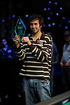 Team Pokerstars.net Pro Jason Mercier is the champion of the NAPT Mohegan Bounty Shootout.