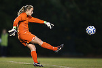 16 November 2012: Illinois' Steph Panozzo (CAN). The University of North Carolina Tar Heels played the University of Illinois Fighting Illini at Fetzer Field in Chapel Hill, North Carolina in a 2012 NCAA Division I Women's Soccer Tournament Second Round game. UNC won the game 9-2.
