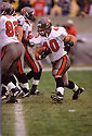 Tampa Bay Buccaneers, Mike Alstott (40) during a game from his career with the Tampa Bay Bucaneers. Mike Alstott played for 11 seasons all with the Buccaneers and was a 6-time Pro-Bowler.(SPORTPICS)