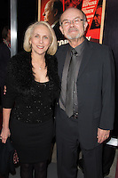 "November 20, 2012 - Beverly Hills, California - Joan Pirkle and Kurtwood Smith at the ""Hitchcock"" Los Angeles Premiere held at the Academy of Motion Picture Arts and Sciences Samuel Goldwyn Theater. Photo Credit: Colin/Starlite/MediaPunch Inc"