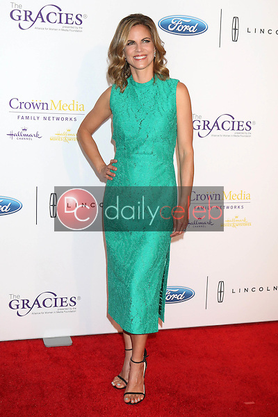 Natalie Morales<br /> at the 41st Annual Gracie Awards Gala, Beverly Wilshire Hotel, Beverly Hills, CA 05-24-16<br /> David Edwards/DailyCeleb.com 818-249-4998