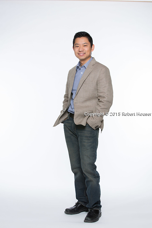 Portrait of Roger Lee - CEO and Founder - Captain401
