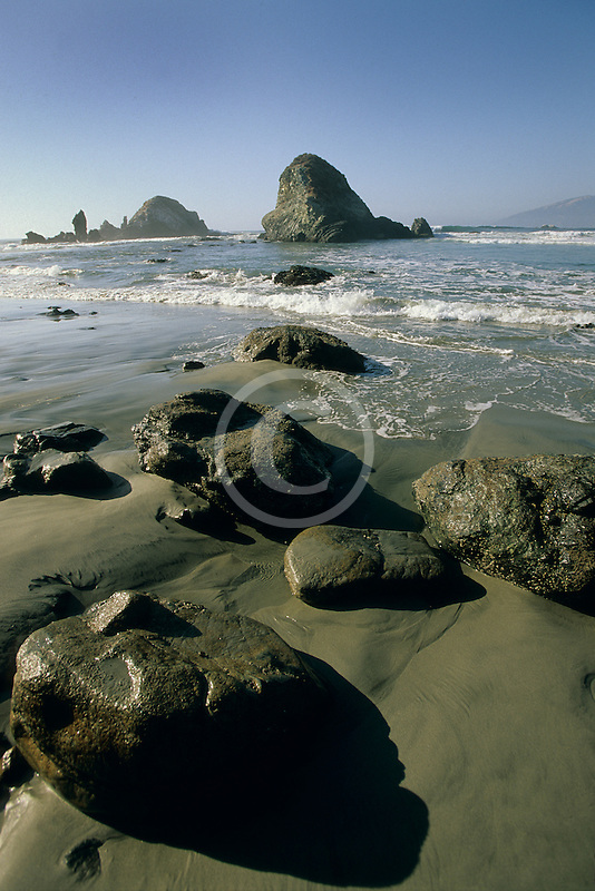 California, Big Sur, Sand Dollar Beach