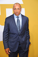 www.acepixs.com<br /> June 26, 2017  New York City<br /> <br /> John Starks attending the 2017 NBA Awards live on TNT on June 26, 2017 in New York City.<br /> <br /> Credit: Kristin Callahan/ACE Pictures<br /> <br /> <br /> Tel: 646 769 0430<br /> Email: info@acepixs.com