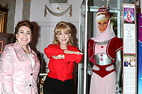 LOS ANGELES - AUG 21:  Donelle Dadigan, Barbara Eden at the Barbara Eden Tribute Exhibition Opening Night at the Hollywood Museum on August 21, 2019 in Los Angeles, CA