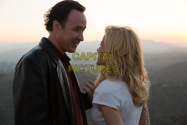 John Cusack and Elizabeth Banks<br /> in Love &amp; Mercy (2014) <br /> *Filmstill - Editorial Use Only*<br /> CAP/NFS<br /> Image supplied by Capital Pictures