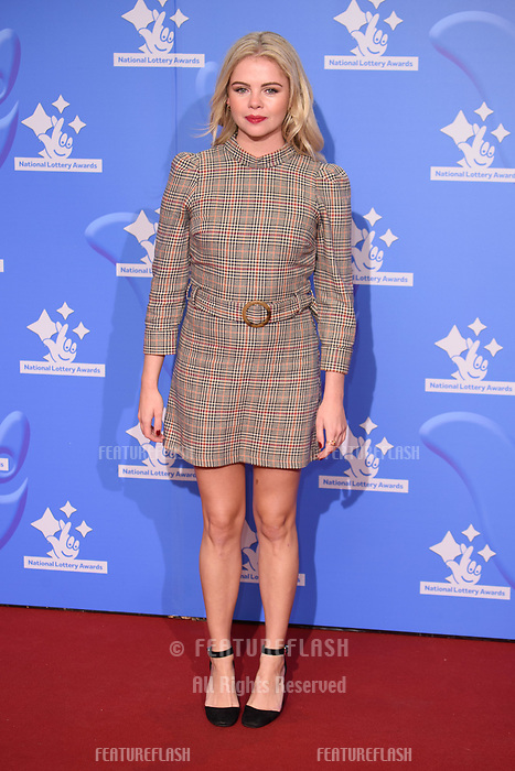 LONDON, UK. September 21, 2018: Saoirse-Monica Jackson at the National Lottery Awards 2018 at the BBC Television Centre, London.<br /> Picture: Steve Vas/Featureflash
