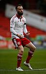 John Brayford of Sheffield Utd - English League One - Sheffield Utd vs Coventry City - Bramall Lane Stadium - Sheffield - England - 13th December 2015 - Pic Simon Bellis/Sportimage-
