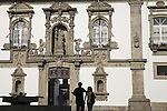 Town Hall Council Building, Guimaraes, Minho, Portugal