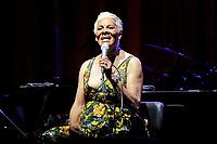 SEP 17 Dionne Warwick performing at Royal Albert Hall