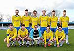 2016-02-07/ Voetbal / seizoen 2015-2016 / KSV Schriek - SK 's Gravenwezel / svbo / Ploegfoto KSV Schriek voor aanvang van de wedstrijd tegen 's Gravenwezel  Foto: Mpics.be