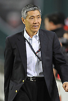 William H.C. Chang Co-Owner and General partner of D.C. United. United defeated Real Salt Lake 1-0 in their home opener, at RFK Stadium, Saturday March 9,2013.