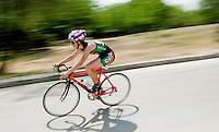 30 MAY 2009 - MADRID,ESP - Ruth Viejo - Spanish Triathlon Championships (PHOTO (C) NIGEL FARROW)