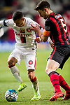 FC Seoul (KOR) vs Western Sydney Wanderers (AUS) during the AFC Champions League 2017 Group F match at the Seoul World Cup Stadium on 15 March 2017 in Seoul, South Korea. Photo by Chung Yan Man / Power Sport Images