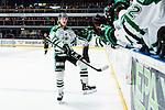 Stockholm 2014-03-21 Ishockey Kvalserien AIK - R&ouml;gle BK :  <br /> R&ouml;gles Emil Molin jublar med lagkamrater efter att ha gjort m&aring;l p&aring; straff i straffl&auml;ggningen<br /> (Foto: Kenta J&ouml;nsson) Nyckelord:  jubel gl&auml;dje lycka glad happy