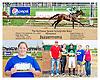 Jaggermama winning at Delaware Park on 9/6/12