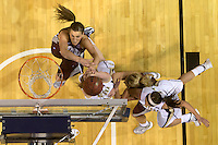 MSU Ladybobcats vs U of M Ladygriz #2 (Basketball)
