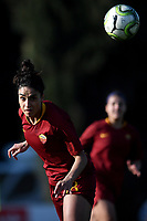Martina Piemonte of AS Roma in action during the Women Italy cup round of 8 second leg match between AS Roma and Roma Calcio Femminile at stadio delle tre fontane, Roma, February 20, 2019 <br /> Foto Andrea Staccioli / Insidefoto