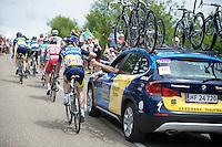 Tour de France 2012.stage 18: Blagnac / Brive-la-Gaillarde.222km..
