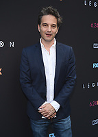 "LOS ANGELES - JUNE 13:  Composer Jeff Russo attends the Season 3 Los Angeles Premiere Event for FX's ""Legion"" at Arclight Hollywood on June 13, 2019 in Los Angeles, California. (Photo by Frank Micelotta/FX/PictureGroup)"