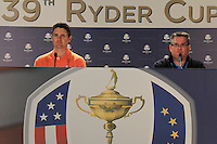 Ryder Cup 2012 Justin Rose Interview
