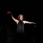 Bebe Neuwirth on stage at the Vineyard Theatre 2017 Gala at the Edison Ballroom on March 14, 2017 in New York City.