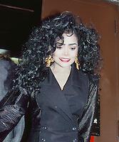 Latoya Jackson 1992 by Jonathan Green