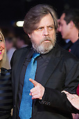 London, UK. 22 March 2016. Actor Mark Hamill. Warner Bros. Pictures presents the European Premiere of Batman v Superman, Dawn of Justice. The movie, directed by Zack Snyder, stars Ben Affleck as Batman/Bruce Wayne and Henry Cavill as Superman/Clark Kent in the characters' first big-screen pairing. The movie opens in cinemas on 25 March 2016. © Vibrant Pictures/Alamy Live News