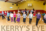 At the Sliabh Luachra Active Retired Network  Tea Dance  hosted by Ballymac Active Retired in BALLYMAC Community Centre on Sunday