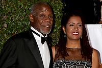 LOS ANGELES - JAN 15:  Danny Glover, Eliane Cavalleiro at the 49th NAACP Image Awards - Arrivals at Pasadena Civic Center on January 15, 2018 in Pasadena, CA