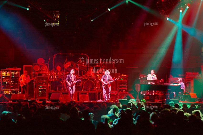 The Grateful Dead Live In Concert At Madison Square Garden 20 September  1990. Full Set