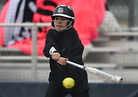 NWA Democrat-Gazette/CHARLIE KAIJO during a softball game, Thursday, March 13, 2019 at Bentonville West High School in Centerton.