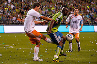 Seattle Sounders FC vs Houston Dynamo August 08 2010