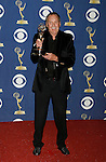 LOS ANGELES, CA. - September 20: Director Bruce Gowers poses in the press room at the 61st Primetime Emmy Awards held at the Nokia Theatre on September 20, 2009 in Los Angeles, California.