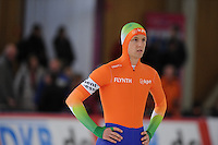 SCHAATSEN: BERLIJN: Sportforum, Essent ISU World Cup Speed Skating | The Final, 09-03-2012, 500m Men, Michel Mulder (NED), ©foto Martin de Jong