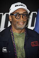 Spike Lee attends the photocall for BlacKkKlansman