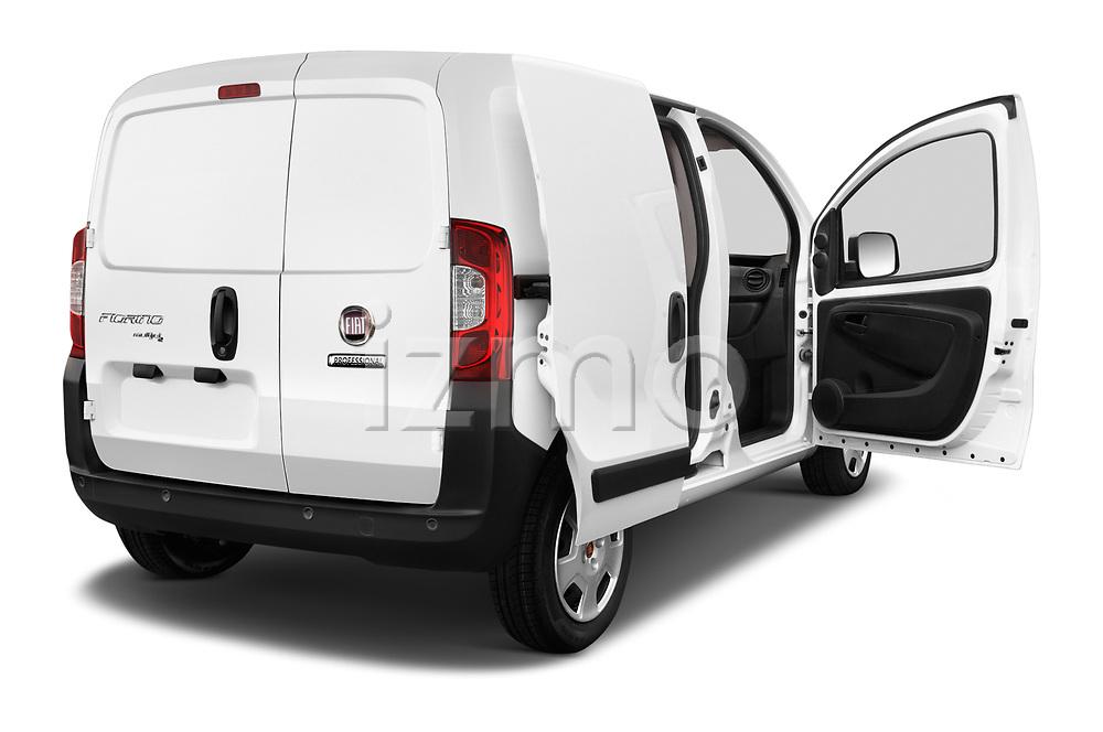 Car images of 2017 Fiat Fiorino Pack 4 Door Car Van Doors