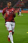 12.01.2018, BayArena, Leverkusen , GER, 1.FBL., Bayer 04 Leverkusen vs. FC Bayern M&uuml;nchen<br /> im Bild / picture shows: <br /> Jerome Boateng (Bayern Muenchen #17),  beim Aufwaermen, Einzelaktion,  <br /> <br /> <br /> Foto &copy; nordphoto / Meuter