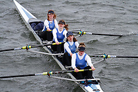 Crew: 339  Hinksey Sculling Sch  Event: Girls Fours<br /> <br /> Schools' Head of the River 2017<br /> <br /> To purchase this photo, or to see pricing information for Prints and Downloads, click the blue 'Add to Cart' button at the top-right of the page.