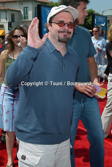 Nathan Lane arriving at the premiere of Stuart Little 2 at the Westwood Village Theatre in Los Angeles. July 14, 2002.           -            LaneNathan01.jpg