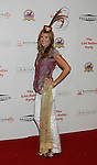 HOLLYWOOD, CA. - October 03: Lauren Slater arrives at the Best Friends Animal Society's 2009 Lint Roller Party at the Hollywood Palladium on October 3, 2009 in Hollywood, California.