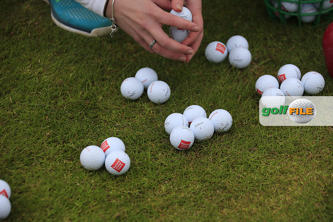 Regional Finalists hone their skills at the national finals of the Dubai Duty Free Irish Open Skills Challenge supported by Bank of Ireland in conjunction with CGI at the GUI National Golf Academy, Carton House, Maynooth, Co Kildare. 24/04/2016.<br /> Picture: Golffile   Fran Caffrey<br /> <br /> <br /> All photo usage must carry mandatory copyright credit (&copy; Golffile   Fran Caffrey)