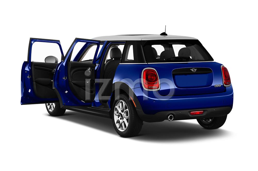 Car images of 2019 MINI Hardtop-4-Door Cooper-Signature 5 Door Hatchback Doors