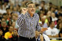 Argentina's coach Julio Cesar Lamas during friendly match.July 22,2012. (ALTERPHOTOS/Acero) /NortePhoto.com*<br /> **CREDITO*OBLIGATORIO** <br /> *No*Venta*A*Terceros*<br /> *No*Sale*So*third*<br /> *** No Se Permite Hacer Archivo**